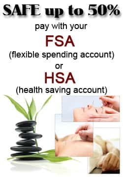FSA HSA cards accepted