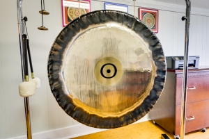 the healing of the Gong